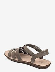 Clarks - Blake Jewel - platta sandaler - sage - 2