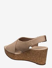 Clarks - Annadel Parker - sandales à talons - sand suede - 2
