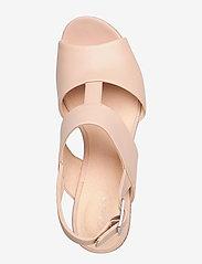 Clarks - Maritsa Glad - högklackade sandaler - blush leather - 3