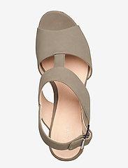 Clarks - Maritsa Glad - högklackade sandaler - sage suede - 3