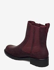 Clarks - Orinoco Club - chelsea boots - merlot leather - 2