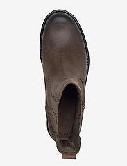 Clarks - Orinoco Club - chelsea boots - dark olive lea - 3