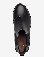 Clarks - Tawnia Mid - platta ankelboots - black leather - 3