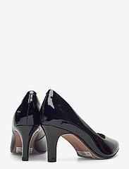Clarks - Illeana Tulip - klassiska pumps - black pat - 4