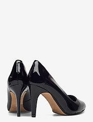 Clarks - Laina Rae 2 - klassiske pumps - black pat - 4