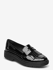 Clarks - Witcombe Dawn - mokasiner - black pat - 0