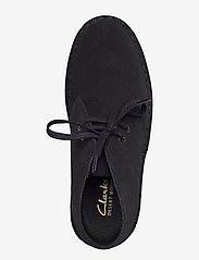 Clarks - Desert Boot 2 - flache stiefeletten - black sde - 3