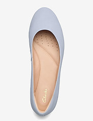 Clarks - Grace Piper - ballerinas - pale blue - 3