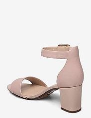Clarks - Deva Mae - högklackade sandaler - dusty rose - 2