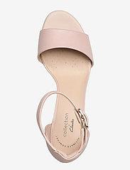 Clarks - Deva Mae - högklackade sandaler - dusty rose - 3
