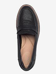 Clarks - Sharon Gracie - loafers - black/black - 3