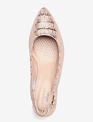 Clarks - Linvale Sondra - sling backs - rose - 3
