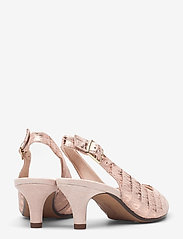 Clarks - Linvale Sondra - sling backs - rose - 4
