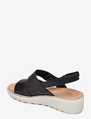 Clarks - Jillian Pearl - sandales - black leather - 2