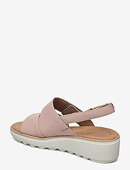 Clarks - Jillian Pearl - platta sandaler - dusty rose - 2