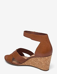 Clarks - Margee Gracie - kilklackar - tan leather - 2
