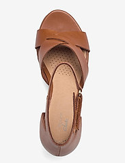 Clarks - Margee Gracie - kilklackar - tan leather - 3