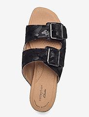 Clarks - Lana Beach - platta sandaler - black interest - 3