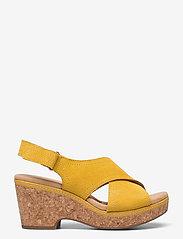 Clarks - Giselle Cove - högklackade sandaler - yellow - 1
