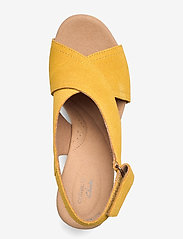 Clarks - Giselle Cove - högklackade sandaler - yellow - 3