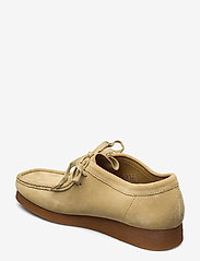 Clarks - Wallabee 2 - chaussure bateau - maple suede - 2