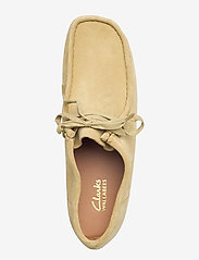 Clarks - Wallabee 2 - chaussure bateau - maple suede - 3