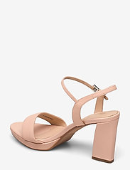 Clarks - Vista Strap - högklackade sandaler - light pink lea - 2