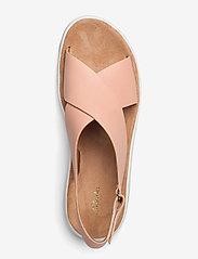 Clarks - Jemsa Cross - sandales - light pink - 3
