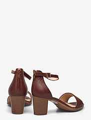 Clarks - Kaylin60 2Part - högklackade sandaler - tan leather - 4