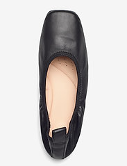 Clarks - Pure Ballet - ballerinas - black leather - 3