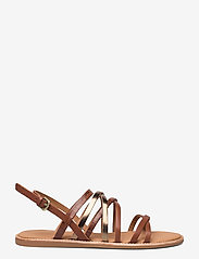 Clarks - Karsea Ankle - platta sandaler - tan leather - 1