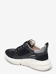 Clarks - TriComet Lace - chunky sneakers - black combi - 2