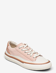 Clarks - Aceley Lace - låga sneakers - light pink - 0