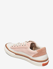 Clarks - Aceley Lace - låga sneakers - light pink - 2