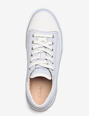 Clarks - Aceley Lace - låga sneakers - pale blue - 3