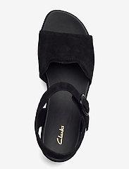 Clarks - Kimmei Way - platta sandaler - black sde - 3