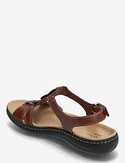 Clarks - Laurieann Kay - tan leather - 2