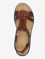 Clarks - Laurieann Kay - tan leather - 3