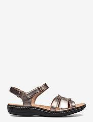 Clarks - Laurieann Sela - platta sandaler - metallic - 1