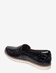 Clarks - Serena Terri - loafers - black - 2