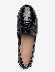Clarks - Serena Terri - loafers - black - 3