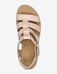 Clarks - Jillian Quartz - platta sandaler - dusty rose - 3