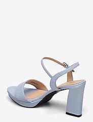 Clarks - Vista Strap - högklackade sandaler - pale blue lea - 2