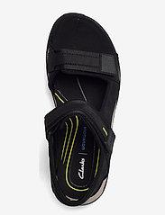 Clarks - Wave2.0 Jump - sandales - black nubuck - 3
