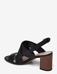 Clarks - Jocelynne Bao - sandales à talons - black leather - 2