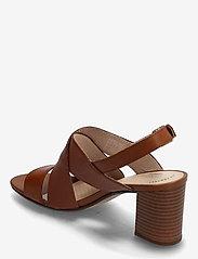 Clarks - Jocelynne Bao - sandales à talons - tan leather - 2