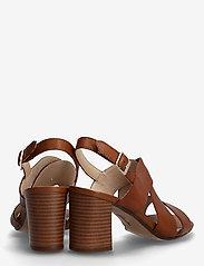 Clarks - Jocelynne Bao - sandales à talons - tan leather - 4