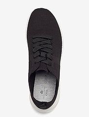 Clarks - Nova Glint - låga sneakers - black - 3