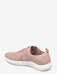 Clarks - Nova Glint - låga sneakers - light pink - 2