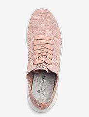 Clarks - Nova Glint - låga sneakers - light pink - 3
